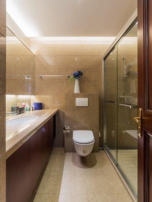 120平米欧式风格精美室内装修效果图案例