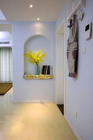 84平米清新风格简约温馨两室两厅室内装修效果图