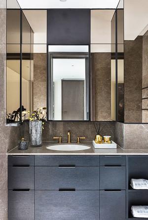 156平米新古典主义风格大户型室内装修效果图案例