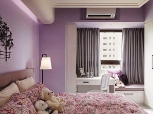 宜家风格温馨两室两厅室内装修效果图案例