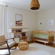 宜家风格浅色儿童房装修效果图欣赏
