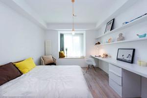 20平米现代简约风格儿童房装修效果图赏析