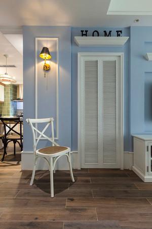 120平米清新美式风格精装室内装修效果图案例