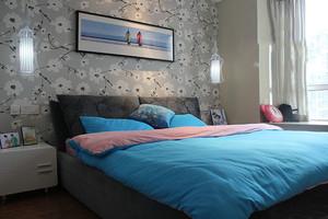 现代简约风格时尚一居室室内装修效果图赏析