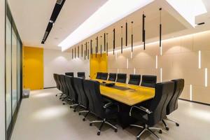 现代风格精致会议室吊顶设计装修效果图赏析