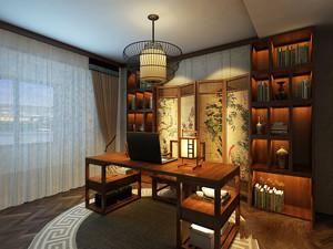 170平米东南亚风格精致大户型室内装修效果图案例
