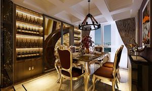 古典欧式风格低调奢华大户型设计装修效果图赏析