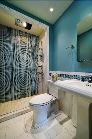 260平米田园风格温馨别墅室内装修效果图赏析