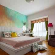 现代风格时尚儿童房装修效果图欣赏