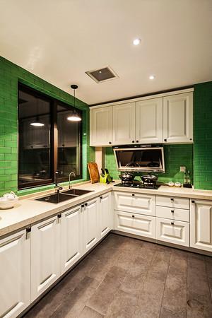 120平米新古典主义风格轻奢室内装修效果图赏析