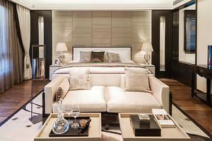 新中式风格大气精致大户型室内装修效果图赏析