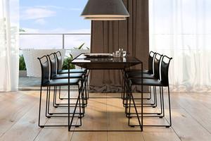 90平米后现代风格咖啡色室内装修效果图赏析