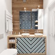 简约风格小户型卫生间装修效果图赏析