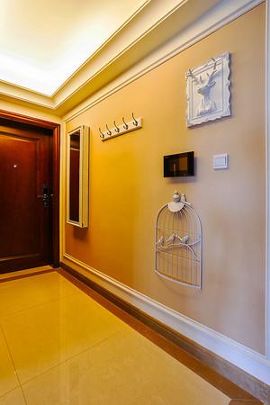 120平米美式混搭风格精致室内装修效果图赏析