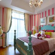 欧式风格精美儿童房装修效果图赏析
