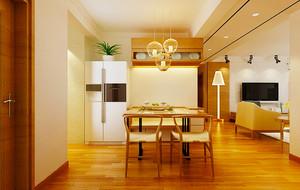 80平米日式风格简约室内装修效果图鉴赏
