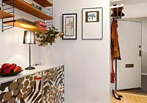 58平米宜家风格简约单身公寓装修效果图赏析