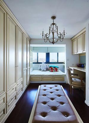 160平米清新风格复式楼室内装修效果图赏析