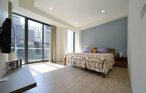 168平米现代风格浅色温馨复式楼室内装修效果图