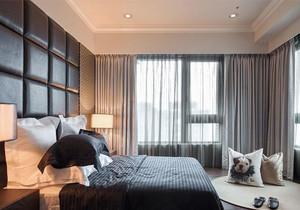 现代风格大户型卧室装修效果图赏析