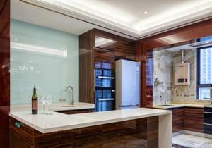 新古典主义风格大户型厨房装修效果图赏析
