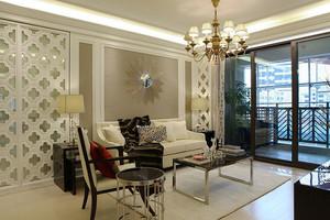简欧风格精美温馨大户型室内装修效果图赏析