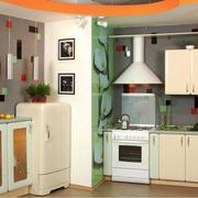 简约风格小户型厨房装修效果图赏析