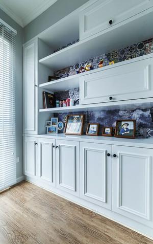 120平米美式风格精装时尚室内装修效果图赏析