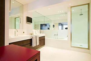 90平米现代简约风格时尚精美室内装修效果图