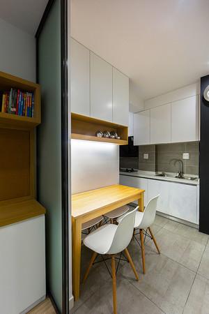 69平米简约风格两室两厅室内装修效果图