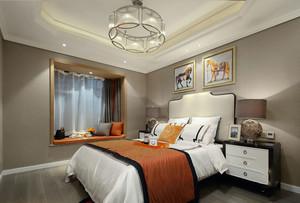 新古典主义风格精致活力大户型室内装修效果图