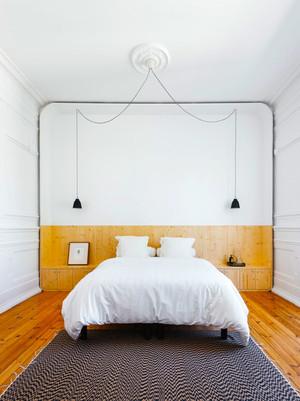 北欧风格简约卧室装修效果图赏析