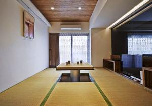 日式风格简约榻榻米装修效果图