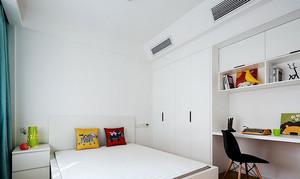 81平米宜家风格简约三室两厅室内装修效果图案例