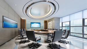 现代风格精致多功能会议室装修效果图鉴赏