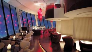 现代简约风格高格调中餐厅装修效果图