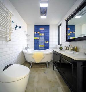 76平米北欧风格时尚一居室室内装修效果图赏析