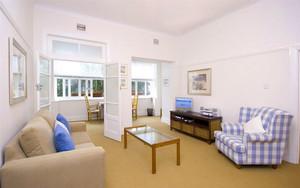美式风格简约温馨客厅装修效果图赏析