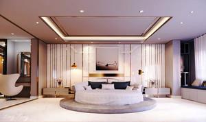 现代风格时尚创意卧室装修效果图大全