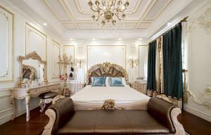 新古典主义风格精致卧室装修效果图
