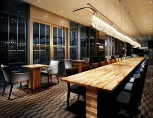 后现代风格创意个性餐厅装修效果图