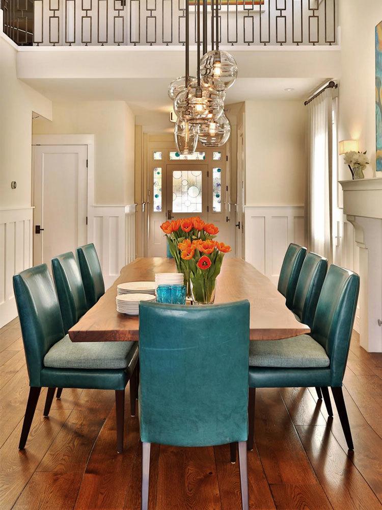 法式风格精致别墅室内餐厅装修效果图赏析