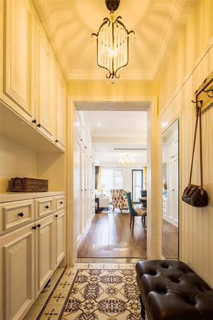 简约美式风格精致四室两厅室内装修效果图案例
