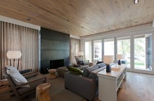 310平米现代风格别墅装修效果图案例