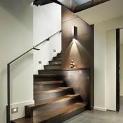 现代风格时尚简约楼梯设计装修效果图