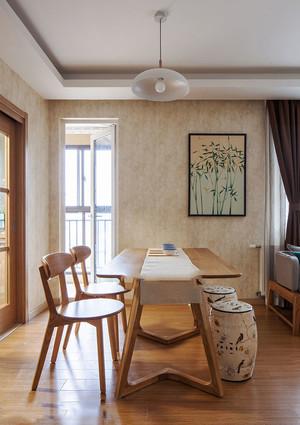 新中式风格淡雅餐厅装修效果图
