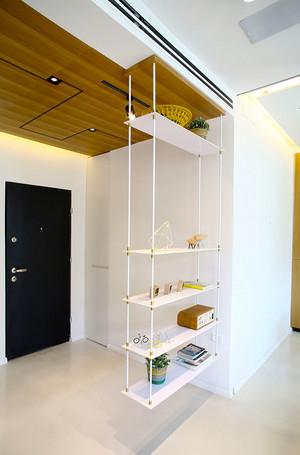 90平米简约风格文艺时尚室内装修效果图案例