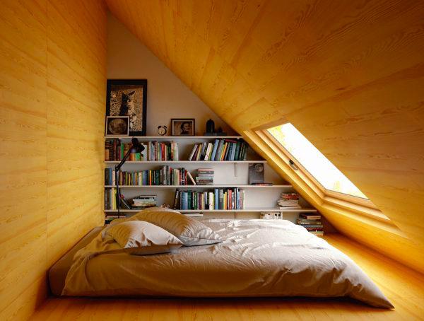 后现代风格冷色调卧室装修效果图大全