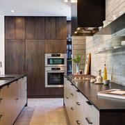 后现代风格精致厨房装修效果图赏析