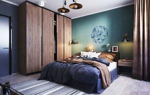 简约风格时尚小户型卧室装修效果图赏析